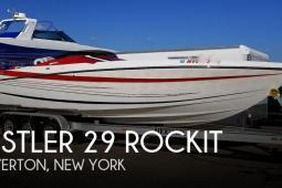 2015 Hustler 29 Rockit