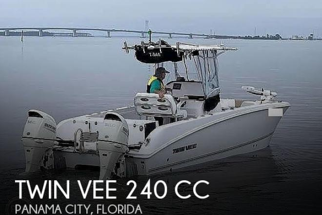 2020 Twin Vee 240 CC - For Sale at Panama City Beach, FL 32407 - ID 189589