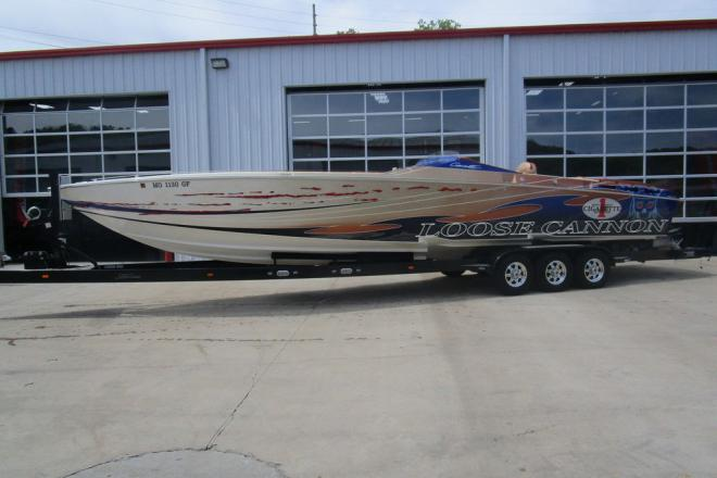 2004 Cigarette 38 Top Gun - For Sale at Osage Beach, MO 65065 - ID 189692