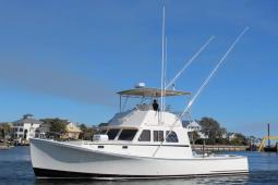 2005 Custom Built Wesmac 46 Sportfisher