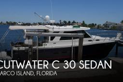 2014 Cutwater C 30 Sedan