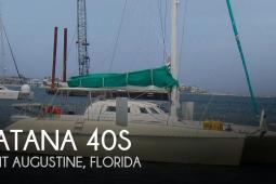1992 Catana 40S