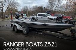 2015 Ranger Z521