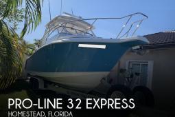 2005 Pro Line 32 Express