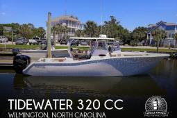 2018 Tidewater 320 CC