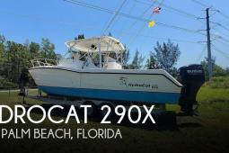 1997 Hydrocat 290X
