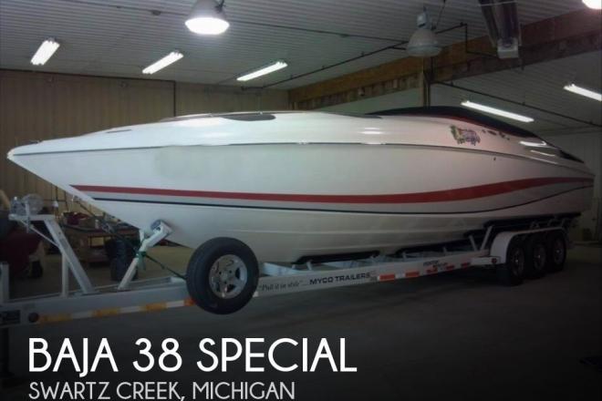 1992 Baja 38 Special - For Sale at Swartz Creek, MI 48473 - ID 139361
