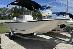 2012 Key West 177 Skiff