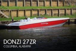 2007 Donzi 27zr