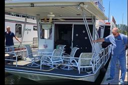 1987 Sumerset Houseboats 60X14