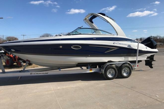 2020 Crownline 270 XSS - For Sale at Rogers, AR 72756 - ID 190801