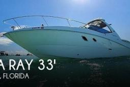 2008 Sea Ray Sundancer 310