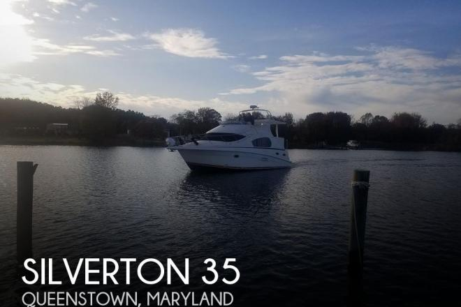 2004 Silverton 35 Motor Yacht - For Sale at Queenstown, MD 21658 - ID 149651