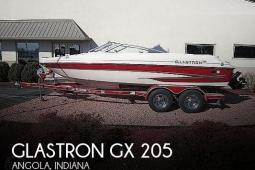 2002 Glastron GX 205