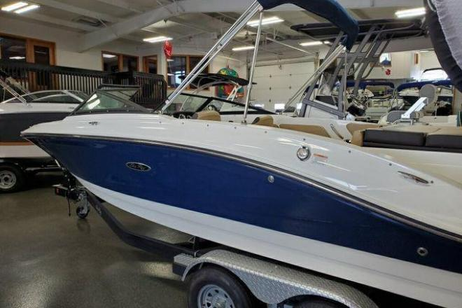 2019 Sea Ray SPX Series - For Sale at Pewaukee, WI 53072 - ID 170643