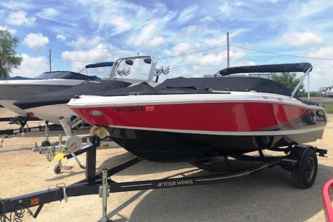 2015 Four Winns 180H/SS - For Sale at Pewaukee, WI 53072 - ID 171105