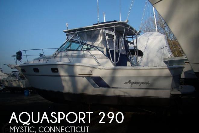 1989 Aquasport 290 XF - For Sale at Mystic, CT 6355 - ID 178765