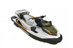 2020 Sea Doo Fish Pro™ IBR & Sound System