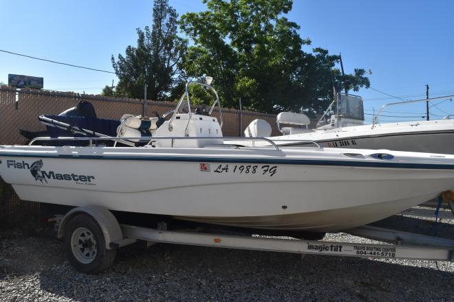 2003 Fish Master 19 - For Sale at Marrero, LA 70072 - ID 191155