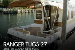 2012 Ranger Tugs 27
