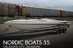 2006 Nordic 35 Flame