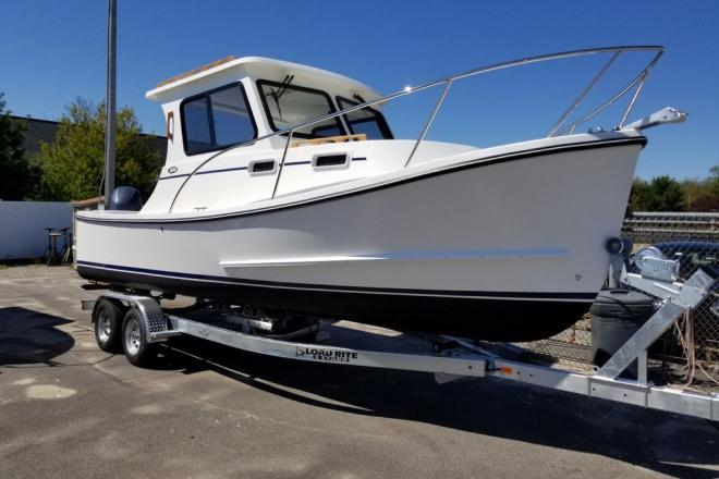 2020 Eastern 248 Explorer - For Sale at North Hampton, NH 3862 - ID 181526