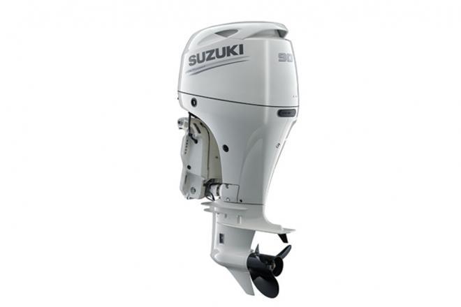 2020 Suzuki DF90ALTW2 Cool White - For Sale at Blairsville, GA 30512 - ID 154181