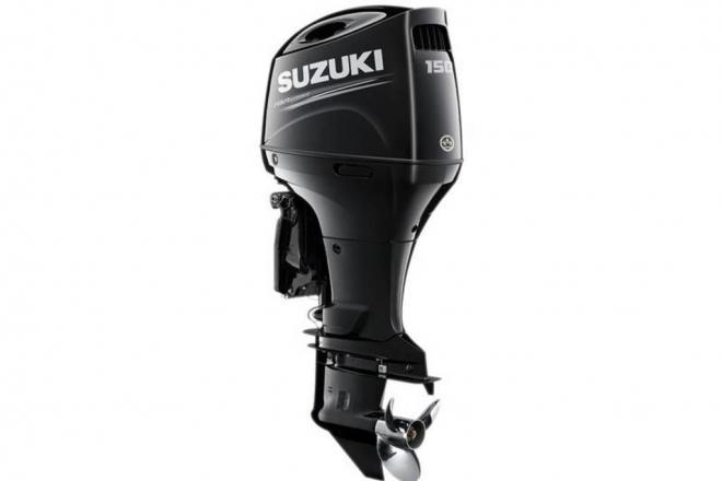 2020 Suzuki DF150A L - For Sale at Blairsville, GA 30512 - ID 154218