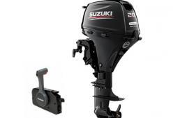 2020 Suzuki DF20A EFI