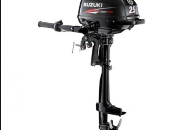 2020 Suzuki DF2.5 - For Sale at Blairsville, GA 30512 - ID 160236