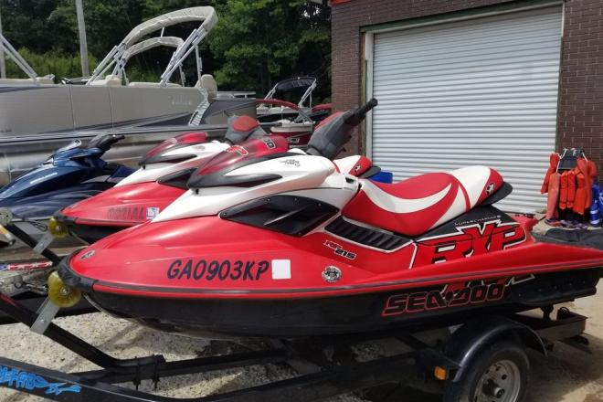 2007 Sea Doo RXP™ 215 - For Sale at Blairsville, GA 30512 - ID 150233