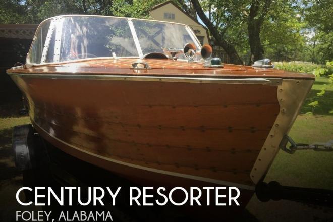 1958 Century Resorter - For Sale at Foley, AL 36535 - ID 191053