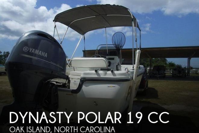 2002 Dynasty Polar 19 CC - For Sale at Oak Island, NC 28465 - ID 185114