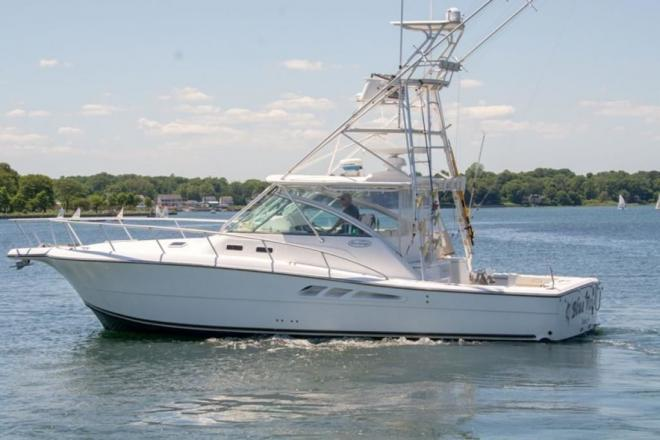 2007 Rampage 38 Express - For Sale at Belmar, NJ 7719 - ID 150416