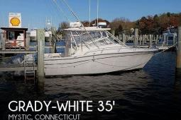 2002 Grady White 330 Express