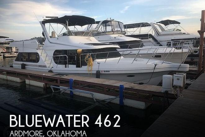 1994 Bluewater 462 - For Sale at Ardmore, OK 73402 - ID 176109