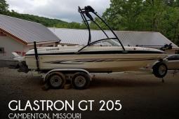 2008 Glastron GT 205