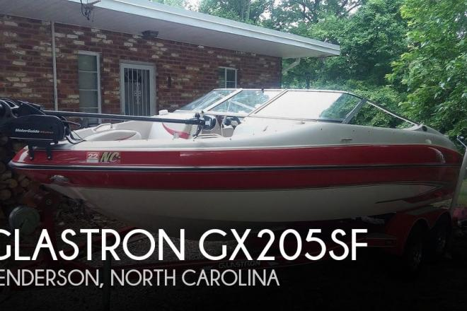 2004 Glastron GX205SF - For Sale at Henderson, NC 27536 - ID 191097