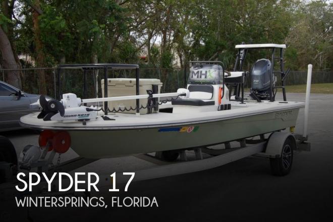 2015 Spyder FX 17 Flicker - For Sale at Winter Springs, FL 32708 - ID 79575