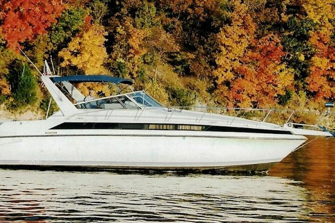 1991 Carver 38 Montego - For Sale at Osage Beach, MO 65065 - ID 191639