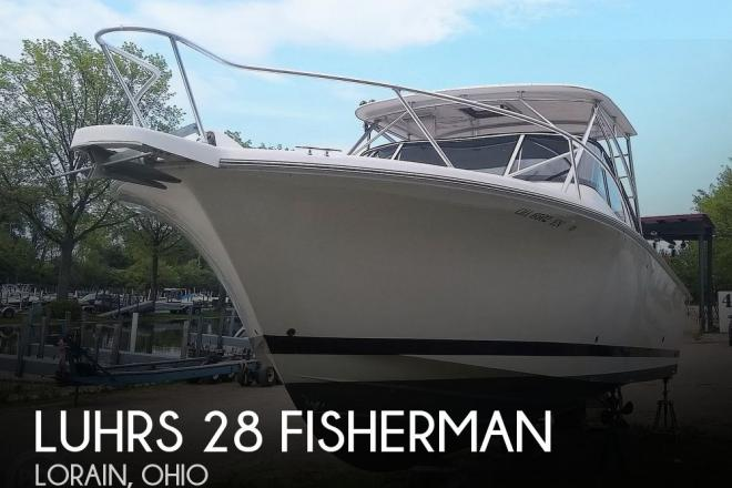 2006 Luhrs 28 Fisherman - For Sale at Lorain, OH 44053 - ID 185840
