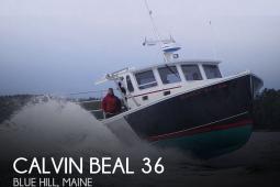 2014 Calvin Beal 36