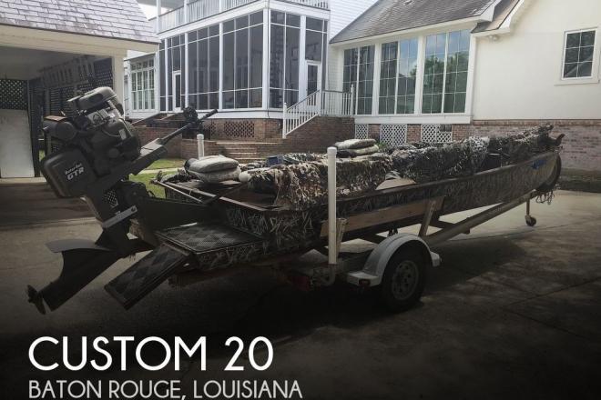 2011 Custom Built 20 - For Sale at Baton Rouge, LA 70810 - ID 188254