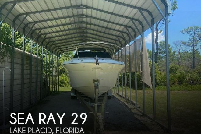 1998 Sea Ray 290 Sundancer - For Sale at Lake Placid, FL 33852 - ID 191792