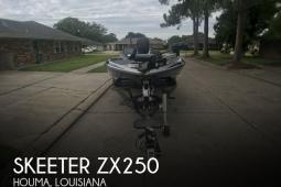 2018 Skeeter Zx250