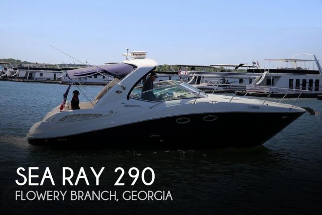 2006 Sea Ray 290 Sundancer - For Sale at Flowery Branch, GA 30542 - ID 189796