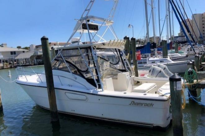 2003 Shamrock 290 Express - For Sale at Venice, FL 34292 - ID 187223