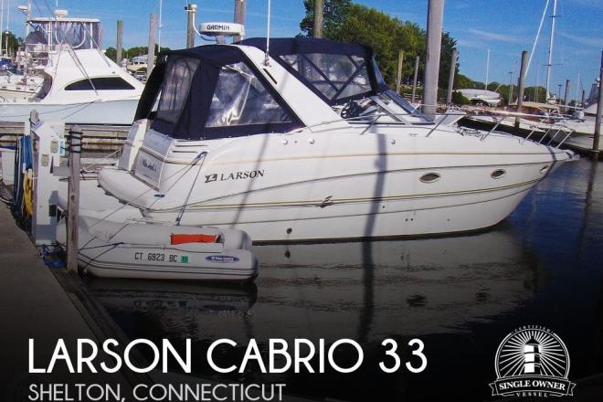 2005 Larson Cabrio 330 - For Sale at Shelton, CT 6484 - ID 191152