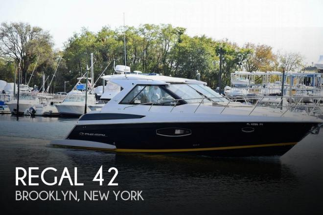 2015 Regal 42 Sport Coupe - For Sale at Brooklyn, NY 11234 - ID 178791