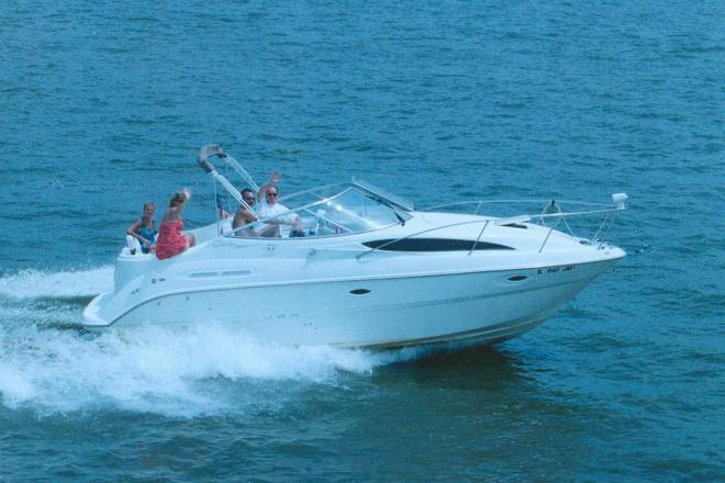 2001 Bayliner Cierra - For Sale at Fox Lake, IL 60020 - ID 192091